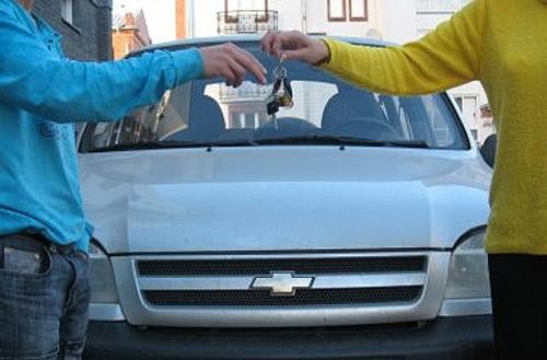За 9 месяцев 2012 года в области было продано более 100 тысяч автомобилей, бывших в эксплуатации